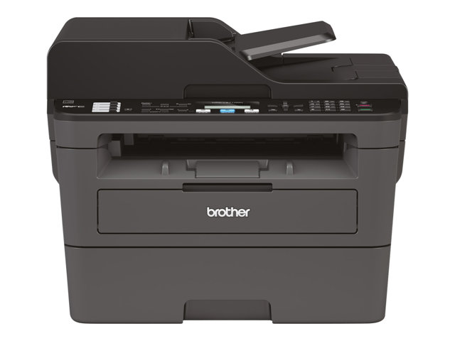 Image of Brother MFC-L2710DN - multifunction printer - B/W