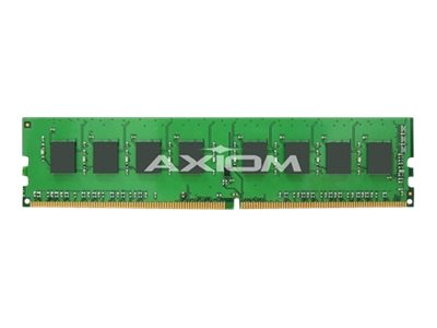 Axiom - DDR4 - module - 16 GB - DIMM 288-pin - unbuffered