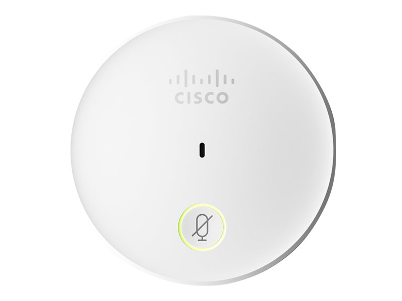 Cisco Telepresence Table - mikrofon