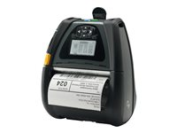 Zebra QLn 420 Label printer thermal paper Roll (4.4 in) 203 dpi up to 240.9 inch/min  image