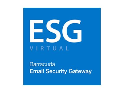 Barracuda Email Security Gateway 600Vx Virtual Appliance