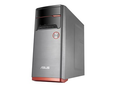 ASUS M32AD-US004T Tower 1 x Core i3 4160 / 3.6 GHz RAM 4 GB HDD 1 TB DVD SuperMulti