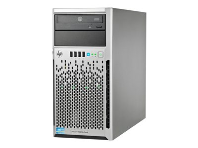 HPE ProLiant ML310e Gen8 Entry Server tower 4U 1-way 1 x Core i3 3220 / 3.3 GHz