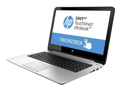 HP ENVY TouchSmart 14-k020us Ultrabook Core i5 4200U / 1.6 GHz Win 8 64-bit 8 GB RAM