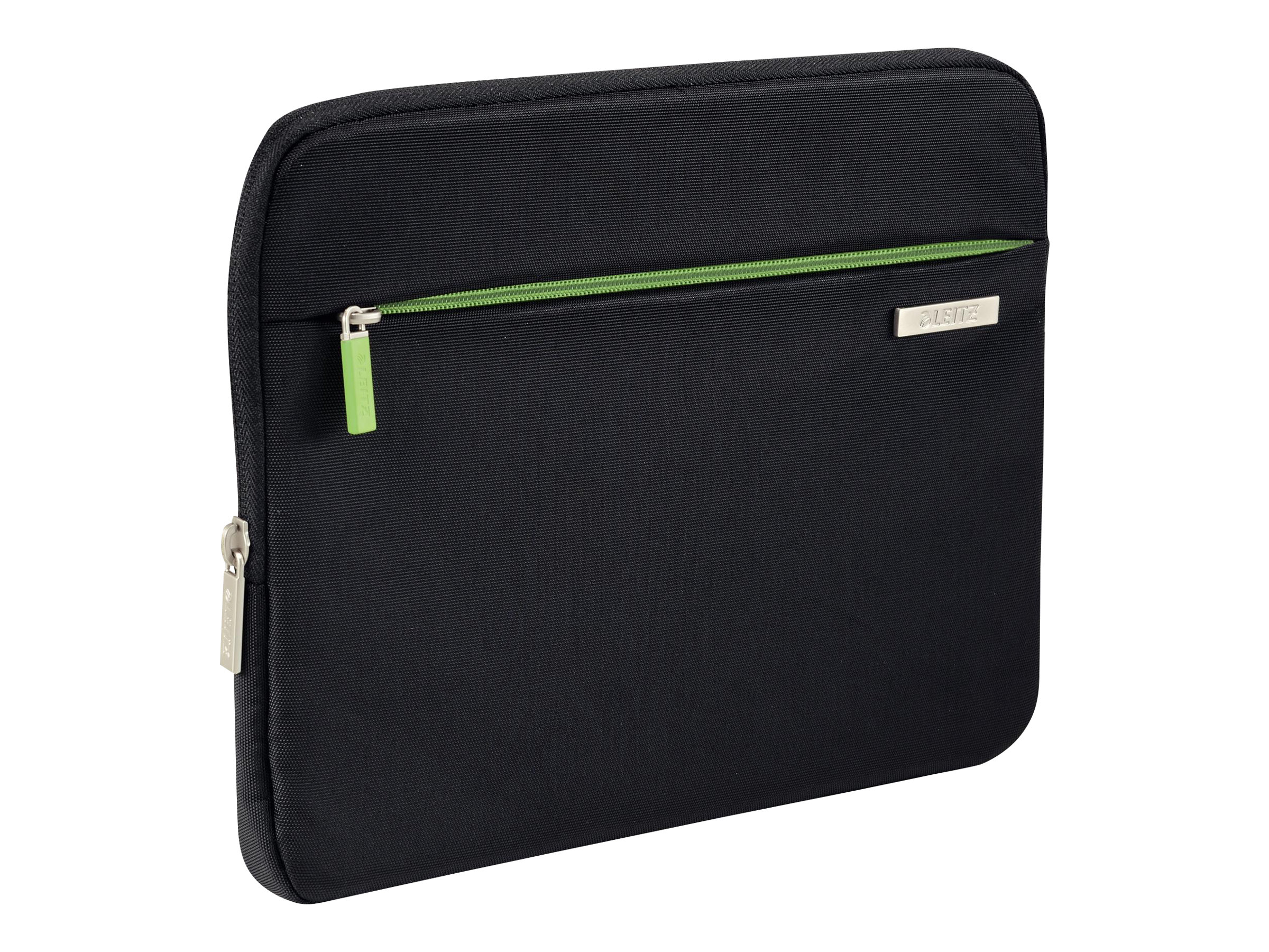 Leitz Complete Tablet Power Sleeve - Schutzhülle für Tablet / eBook-Reader - Metall, Polyester - Schwarz