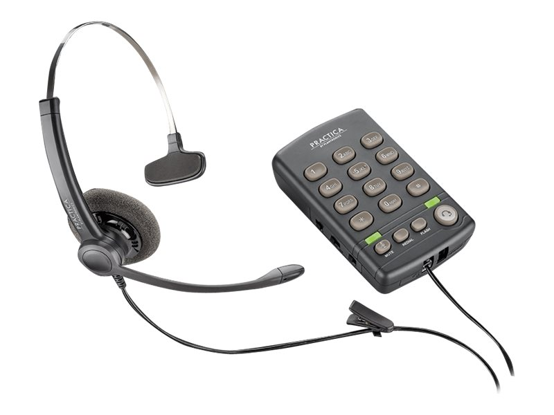 Poly - Plantronics T110H - corded phone