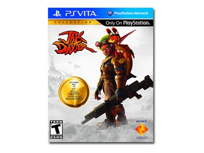 Jak & Daxter Collection PlayStation Vita
