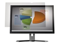 "3M Anti-Glare Filter for 24"" Widescreen Monitor - Display anti-glare filter"