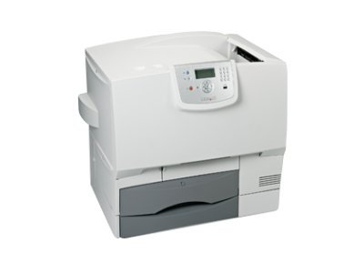 Lexmark C782dn Printer color Duplex laser A4/Legal 1200 dpi