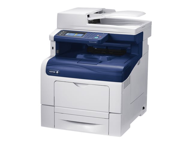 6605V_DN - Xerox WorkCentre 6605DN - multifunction printer - colour
