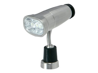 Mr. Bar-B-Q Grill lamp for barbeque grill