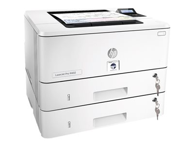 TROY MICR M402n Printer monochrome laser A4/Legal up to 40 ppm capacity: 900 sheets