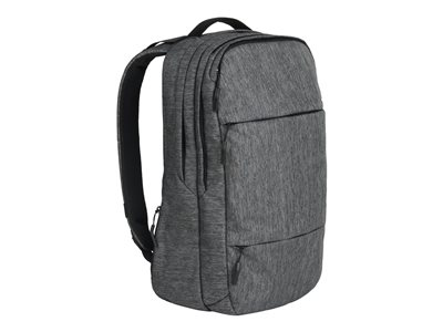 Incase Designs City Notebook carrying backpack 17INCH gunmetal gray, black heather
