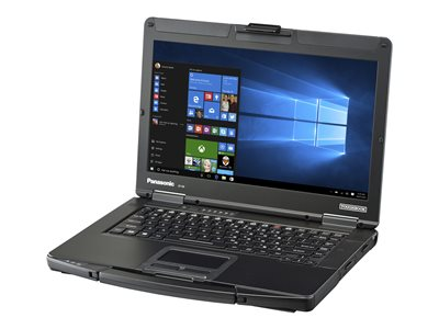 Panasonic Toughbook 54 Gloved Multi Touch Core i5 6300U / 2.4 GHz Win 10 Pro 4 GB RAM
