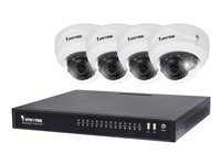 Vivotek ND8322P - DVR + Kamera(s)