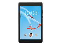 "Lenovo Tab E8 ZA3W - Tablette - Android 7.0 (Nougat) - 16 Go Embedded Multi-Chip Package - 8"" IPS (1280 x 800) - Logement microSD - noir ardoise"