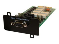 Eaton Relay Card-MS - Fernverwaltungsadapter - RS-232