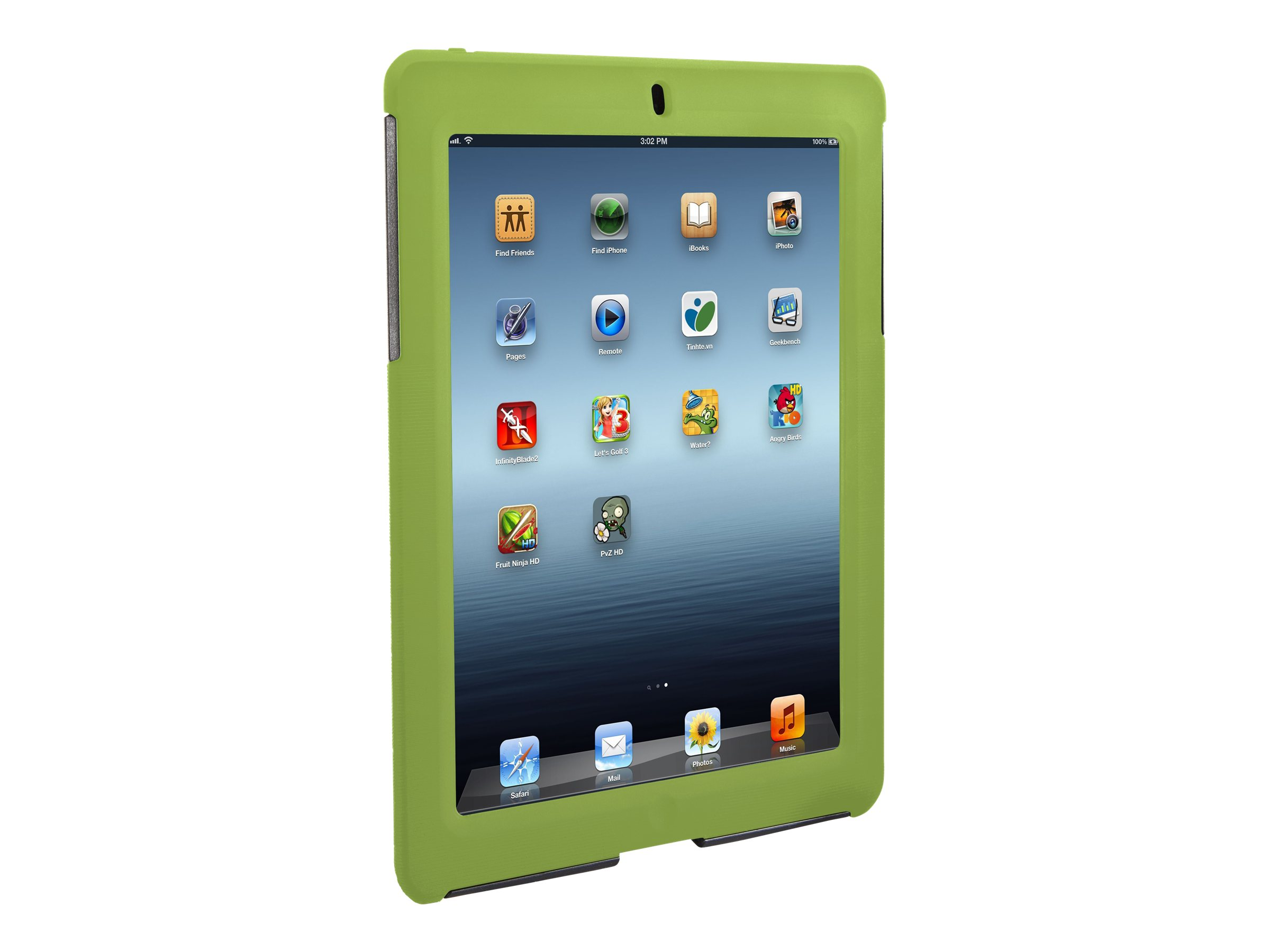 Targus SafePORT - protective case for tablet