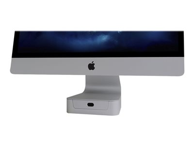 Rain Design mBase Monitor/desktop stand 27INCH space gray for Apple iMa