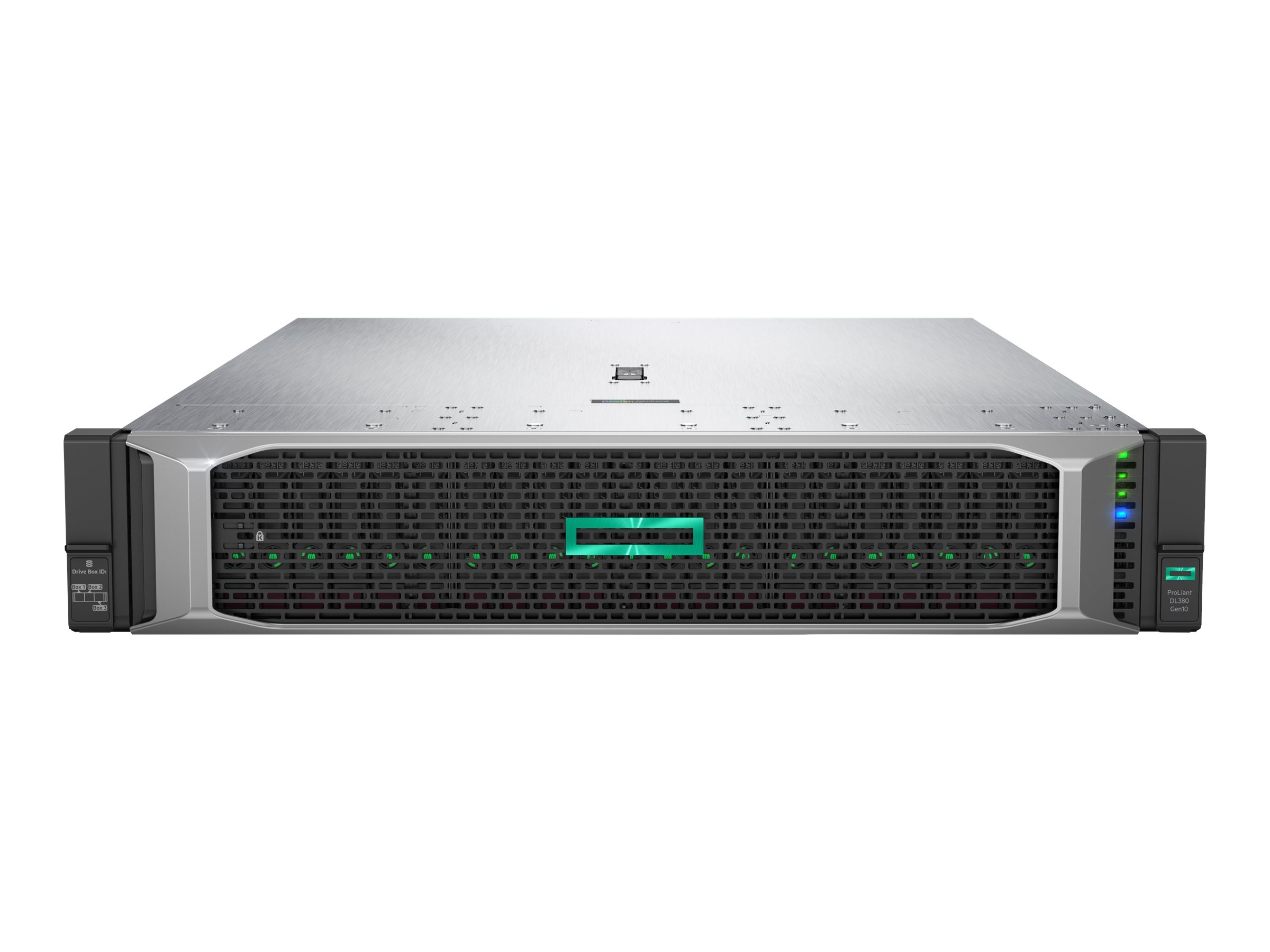 HPE ProLiant DL380 Gen10 SMB Networking Choice - rack-mountable - Xeon Gold 5218R 2.1 GHz - 32 GB