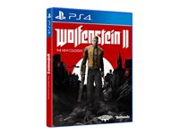 Wolfenstein II:The new Colussus PlayStation 4