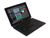 Vulcan Excursion XB Tablet with detachable keyboard Atom Z3735F / 1.33 GHz Win 8.1
