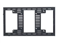 Premier Mounts MVW46 Mounting component (mount) for flat panel black screen size: 46INCH