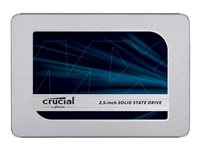 Crucial 2TB MX500 SATA 2.5-inch 7mm (with 9.5mm adapter) Internal SSD