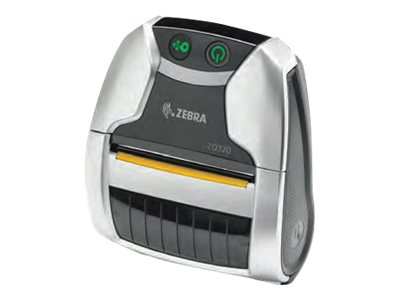 Zebra ZQ300 Series ZQ320 Mobile Label and Receipt Printer Receipt printer direct thermal