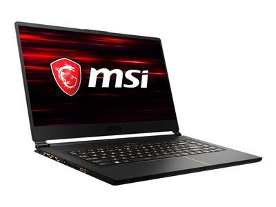 MSI GS65 Stealth Thin-652 Core i7 8750H / 2.2 GHz Windows 10 Home 16 GB RAM 512 GB SSD