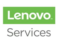 Lenovo Committed Service On-Site Repair + Hard Disk Drive Retention - Serviceerweiterung