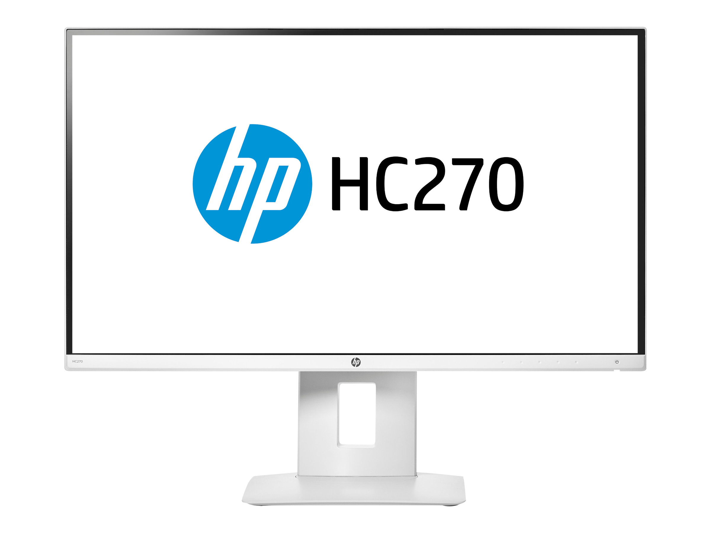 HP HC270 - Healthcare - LED-Monitor - 68.6 cm (27