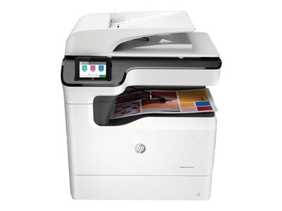 HP PageWide Color MFP 774dn Multifunction printer color page wide array