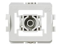 HomeMatic Gira GS EQ3-ADA-GS - Switch mounting adapter (pack of 20)