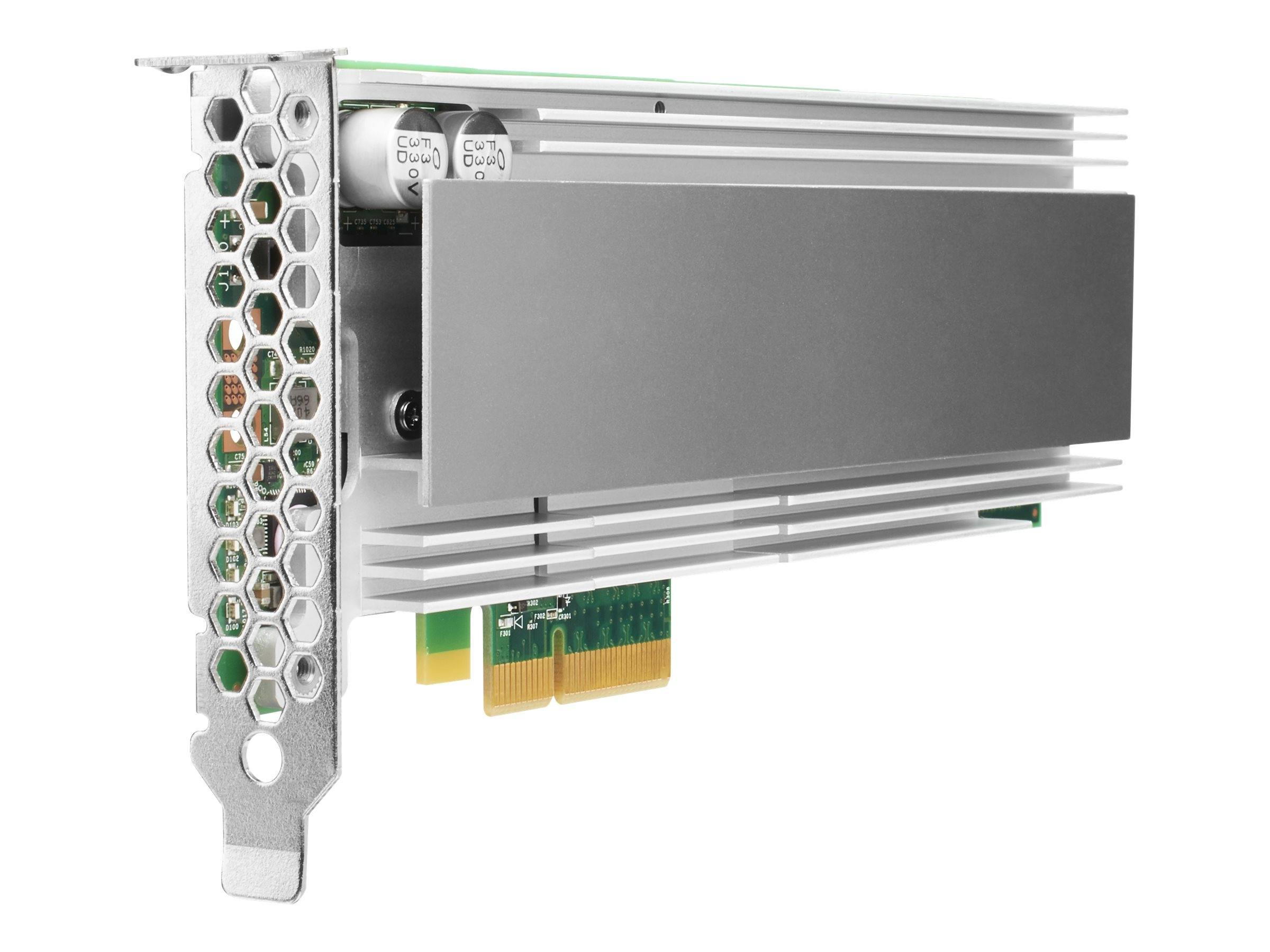 HPE Mixed Use - Solid-State-Disk - 6.4 TB - intern - PCI Express x8 (NVMe)
