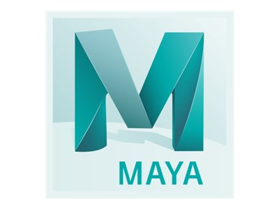 Autodesk Maya Subscription Renewal (annual) 1 seat commercial