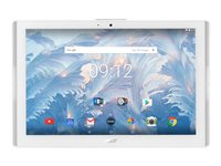 "Acer ICONIA ONE 10 B3-A40FHD-K012 - Tablette - Android 7.0 (Nougat) - 16 Go eMMC - 10.1"" IPS (1920 x 1200) - hôte USB - Logement microSD - blanc"