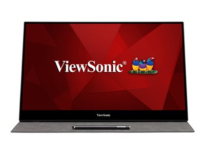 ViewSonic TD1655 LED monitor 15.6INCH (15.6INCH viewable) touchscreen