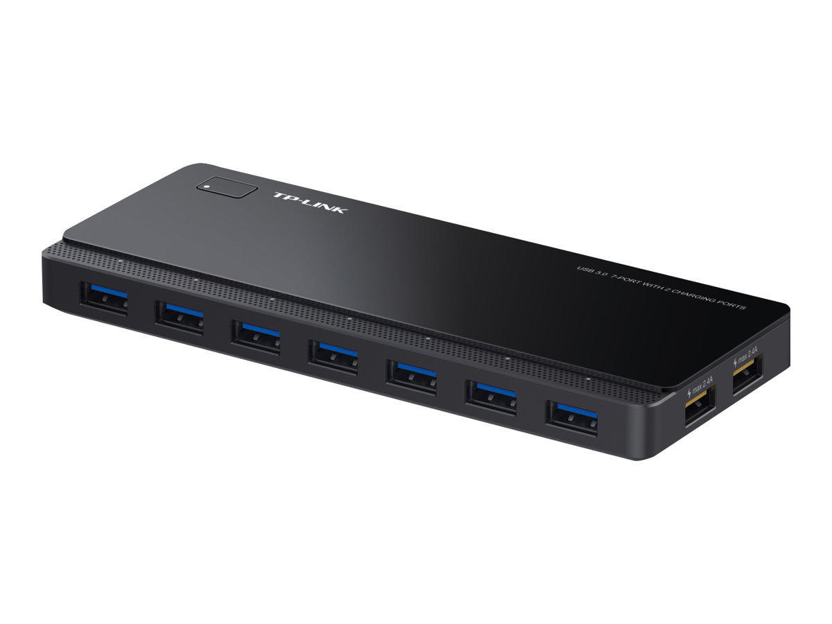TP-LINK UH720 - Hub - 7 x SuperSpeed USB 3.0 - Desktop