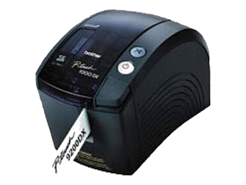 Cartouches  compatibles avec l'imprimante BROTHER P TOUCH 9200 DX