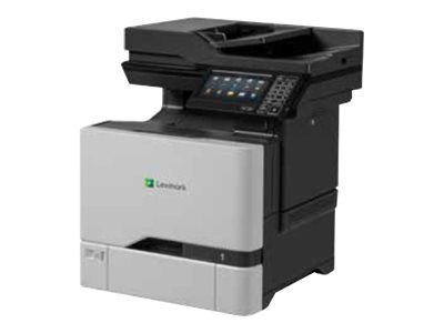 Lexmark CX725de - Multifunktionsdrucker - Farbe - Laser - Legal (216 x 356 mm) (Original) - A4/Legal (Medien)