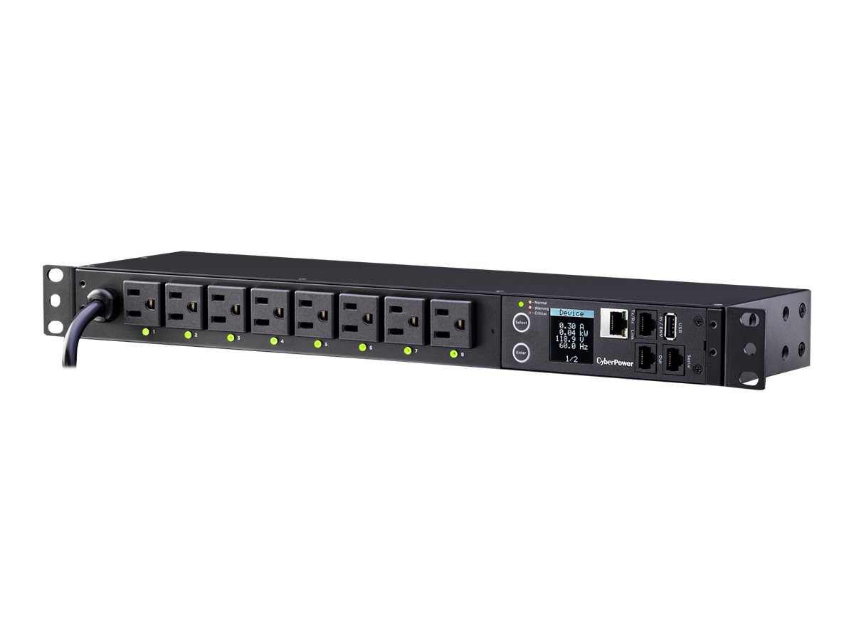CyberPower Switched Series PDU41001 - power distribution unit
