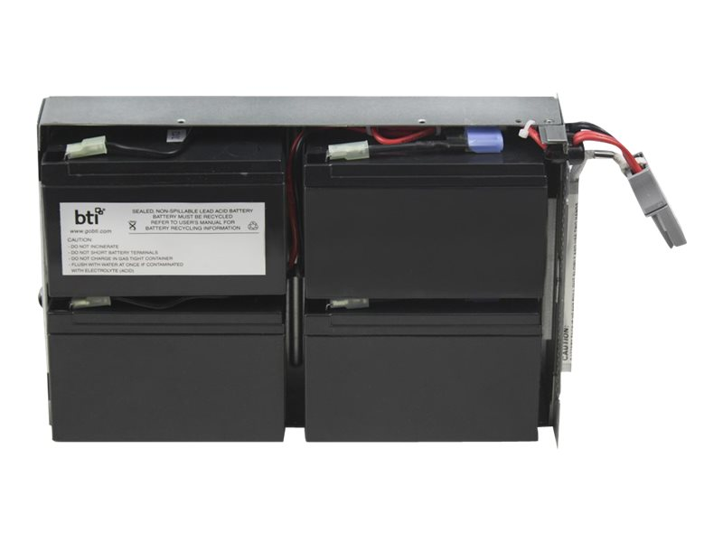 BTI Replacement Battery #132 for APC - UPS battery - lead acid