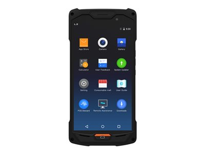 POS-X L2 Data collection terminal Android 7.1 (Nougat) 16 GB 5INCH color IPS (1280 x 720)
