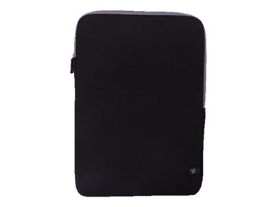V7 Ultra Protective Sleeve Notebook sleeve 13.3INCH black with gray acce