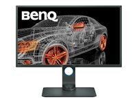 BenQ PD3200Q 32' 2560 x 1440 DVI HDMI DisplayPort Mini DisplayPort Pivot Skærm
