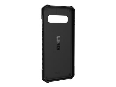 Rugged Case for Samsung Galaxy S10 [6.1-inch screen] - Monarch Black