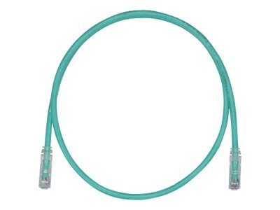 Panduit TX6 PLUS patch cable - 10.7 m - green