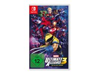 Marvel Ultimate Alliance 3: The Black Order - - Deutsch