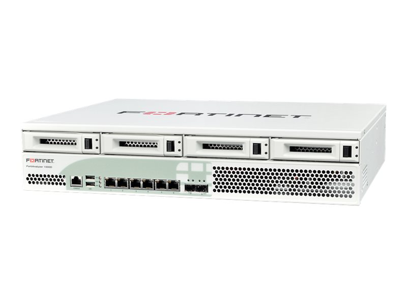 Fortinet FortiAnalyzer 1000D - network monitoring device